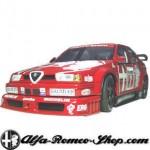Alfa Romeo 155 v6 TI Nannini 1993