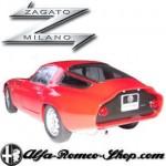 Alfa Romeo Giulia TZ Autoart