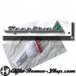 Alfa Romeo Sportiva badge 50526653