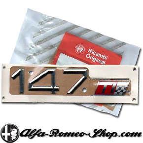 Alfa Romeo 147 Ti badge 60689845