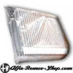 Alfa Romeo 156 147 interior filter face lift models