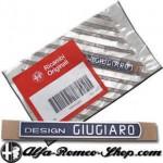 Alfa Romeo 156 badge Giugiaro
