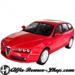 Alfa 159 Sportwagon Welly 1:24