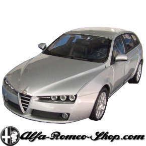 Alfa 159 Sportswagon Welly Scale 1:24