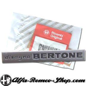 Alfa Romeo GT Bertone badge 60684624
