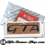 Alfa Romeo GTA badge 60686739
