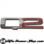 Alfa Romeo Q2 badge