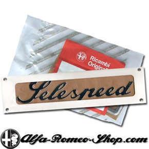 Alfa Romeo Selespeed badge 46790917
