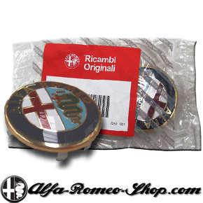 Alfa Romeo wheel hub cap 50 mm 606528860