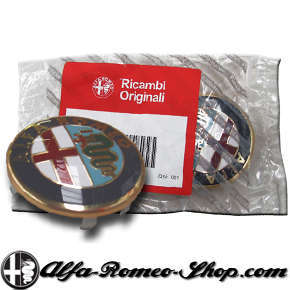 Alfa Romeo wheel hub cap 50 mm 606528860