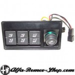 Alfa 90 cigarette lighter panel