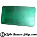 Alfa 90 green ceiling light