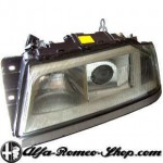 Alfa 164 headlight left