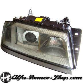 Alfa 164 headlight right