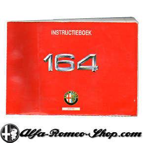Alfa Romeo 164 manual nl