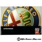 Alfa 156 User Manual 60490781